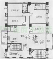 房屋设计图平面图符号
