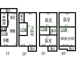 设计图分享 四合园平房格局设计图 > 欧式衣柜格局设计图  房子一楼