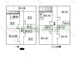 tw 农村一层房屋设计图平顶式四房一厅-北京四房一厅装修效果图 宽300