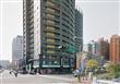 青岛市市南区香港中路街景