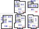 电梯套房结构图