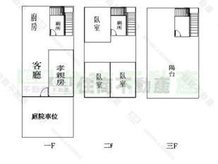 农村五间房三楼设计图展示