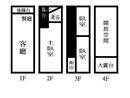 宽5米长15的平面设计图