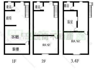 85米x10米房屋设计图