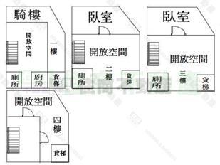 房屋平面设计图符号