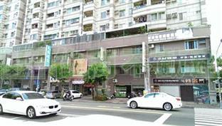 鼎山商圈親水公園樓店
